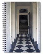 Enter The Light Spiral Notebook