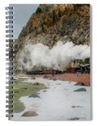 Entering Cascade Canyon Spiral Notebook