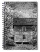Entering Mingus Mill Spiral Notebook