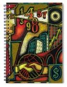Enterprise Spiral Notebook
