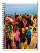 Entertainer Spiral Notebook