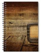 Entertainment Spiral Notebook