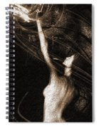 Entities Touch Spiral Notebook