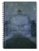 Entrance To A Dream Spiral Notebook