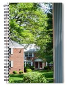 Entrance To Heaven Spiral Notebook