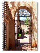 Entrances Spiral Notebook