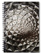 Enveloping  Spiral Notebook