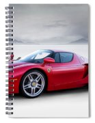 Enzo Spiral Notebook