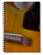 Epiphone Acoustic-9429-fractal Spiral Notebook