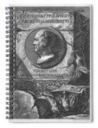 Eqves Io. Bapt. Piranesivs Venetvs Architectvs Spiral Notebook