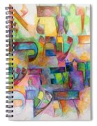 Erase The Name Of Amalek From Under The Heavens Do Not Forget 2 Spiral Notebook