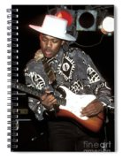 Eric Gales Spiral Notebook