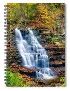 Erie Falls Spiral Notebook