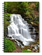 Erie Falls Spiral Notebook