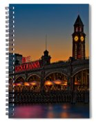 Erie Lackawanna Spiral Notebook