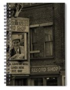 Ernest Tubb Record Shop Spiral Notebook