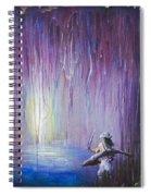 Es Vivir Spiral Notebook
