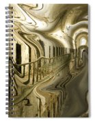 Escape From Cell Block Seven Spiral Notebook