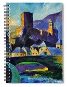 Esch Sur Sure Spiral Notebook