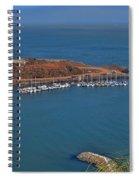 Escobedo Bay Spiral Notebook