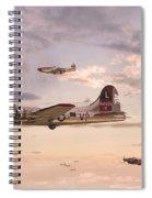 Escort Service Spiral Notebook