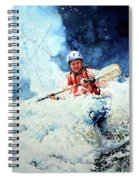 Eskimo Rolls Spiral Notebook