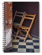 Esperamos Spiral Notebook