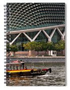 Esplanade Theatres 03 Spiral Notebook