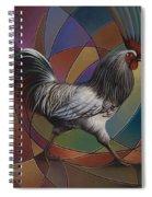 Espolones Or Spurs Spiral Notebook