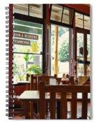 Espresso - Aloha Angel Cafe Spiral Notebook