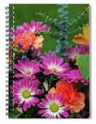 Essence Of Joy 3 Spiral Notebook