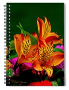 Essence Of Joy Spiral Notebook