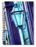 Essence Of New Orleans Spiral Notebook