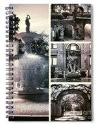 Essence Of Savannah Spiral Notebook