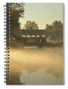 Essenhaus Covered Bridge Spiral Notebook