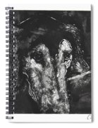 Etched In Time Spiral Notebook