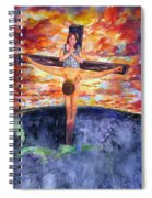 Eternal Anguish Spiral Notebook