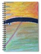 Eternal Bridge Spiral Notebook