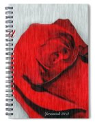 Eternal Valentine Spiral Notebook
