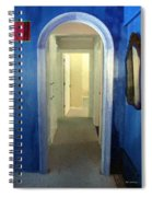 Eternity's Antechamber Spiral Notebook