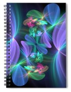 Ethereal Dreams Spiral Notebook