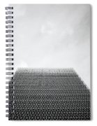 Ethereal Sky Spiral Notebook