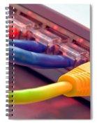 Ethernet Spiral Notebook