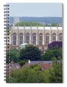 Eton College Chapel Spiral Notebook