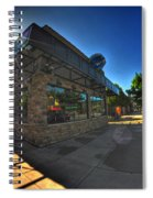 Ets Elmwood Tacos And Subs Spiral Notebook