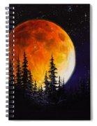 Ettenmoors Moon Spiral Notebook