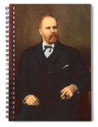 Eugene Dupont (d Spiral Notebook