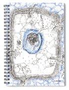 Eukaryotic Spiral Notebook