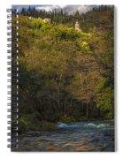 Eume River Galicia Spain Spiral Notebook