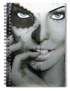 Euphoric Angel Spiral Notebook